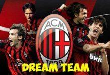 AC Milan FC Team