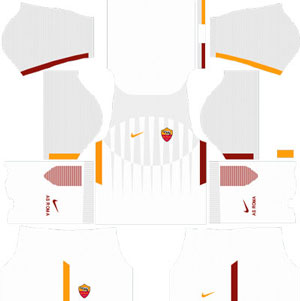 AS Roma Away Kit