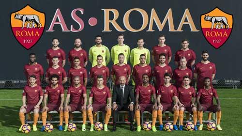 AS Roma F.C Team