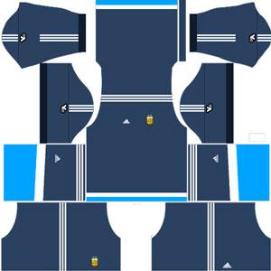 Argentina Away Kit