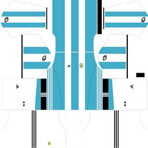 Argentina Home Kit 2