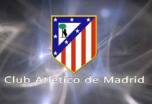 Atletico Madrid F.C Team