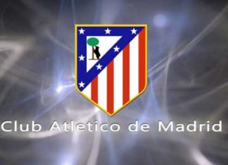 Atletico Madrid F.C Team