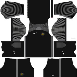 Australia Goalkeeper Home Kit