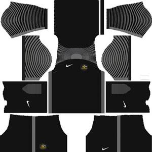 Australia Goalkeeper Home Kit