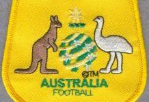 Australia National Association Football Team FIFA Soccer Badge Patch