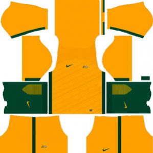 Australia Team Home Kit