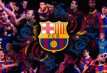 Barcelona FC Team
