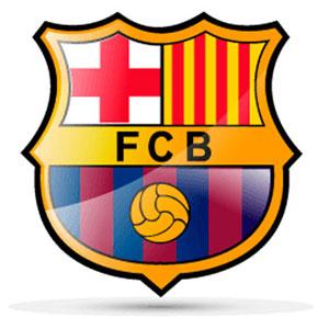Barcelona Team Logo