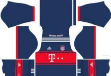 Bayern Munich Away Kit