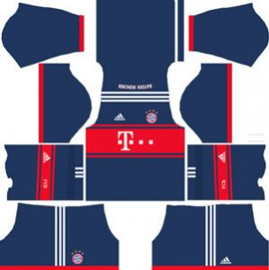 Bayern Munich Away Kit