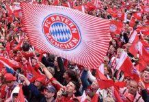 Bayern Munich FC Team