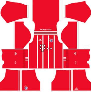 Bayern Munich Logo Kits Urls Dream League Soccer