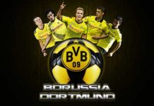Borussia Dortmund Football Team