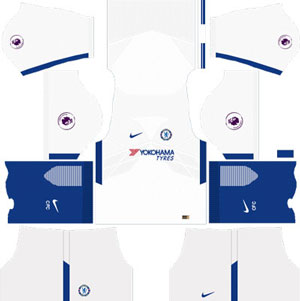 wholesale dealer b45dd ac4b1 Dream League Soccer Chelsea kits and logo URL Free Download