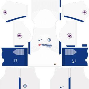 Chelsea Away Kit