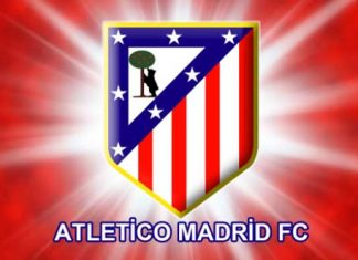 DLS Atletico Madrid Team