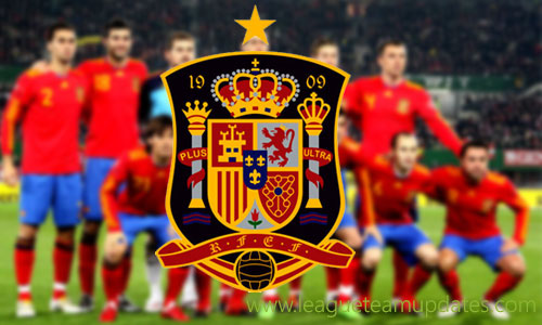 Download 512x512 DLS Spain Team Logo & Kits URLs