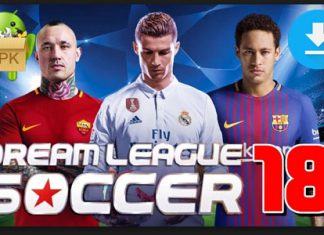 Download Dream League Soccer 2018 APK