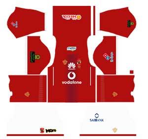 Egypt Team Home Kit (1)