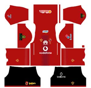 Egypt Team Home Kit (2)