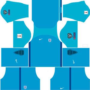 England Goalkeeper Away Kit