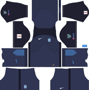 England Third Kit