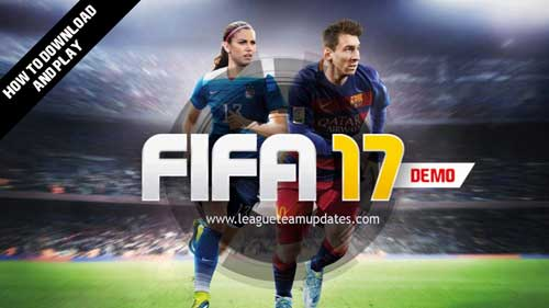 FIFA 17 Download full version