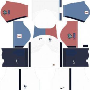 France Away Kit2