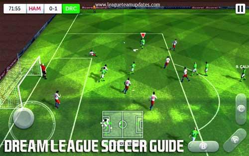 Guide for Dream League Soccer