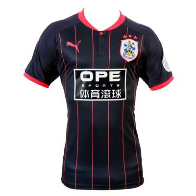 Huddersfield 17-18 Away Kit