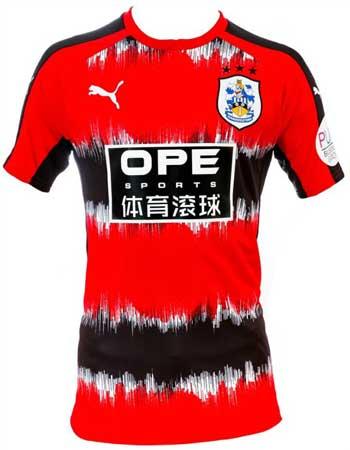 Huddersfield 17-18 Third Kit