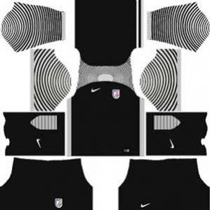 India Team Goalkeeper Kit