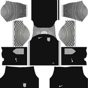 India Team Goalkeeper Kit
