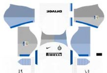 Inter Milan Team Away Kit