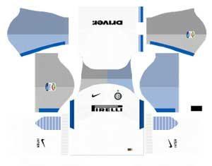 Inter Milan Team Away Kit