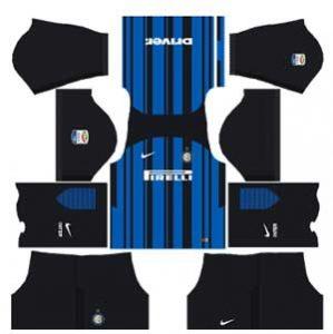 Inter Milan Team Home Kit