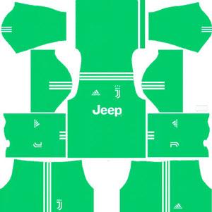 Juventus Goalkeeper Away-Kit