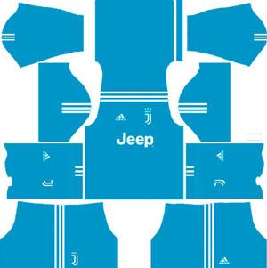 Juventus Goal keeper Home Kit