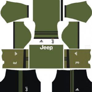 Juventus Third Kit