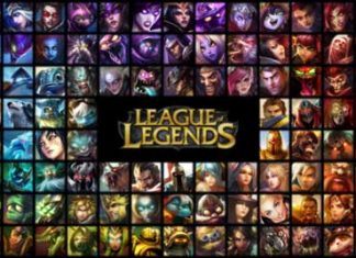 League Of Legends Characters