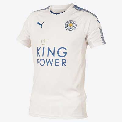 Leicester City Third Kit