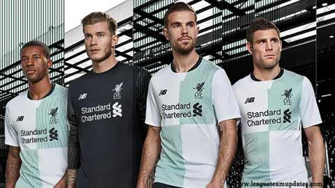 Liverpool Team Away Kit