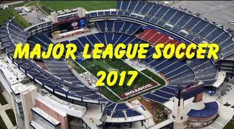 Major League Soccer 2017 Stadium