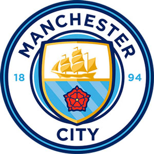 Manchester City Team Logo