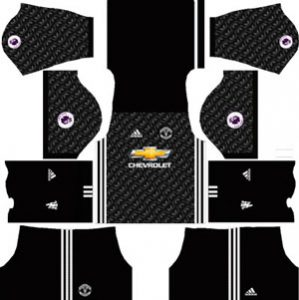 Manchester United Team Away Kit