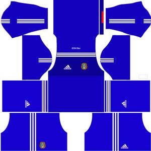 Mexico Goalkeeper Home Kit