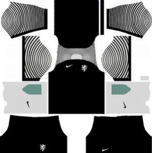 Netherlands Goalkeeper Away Kit