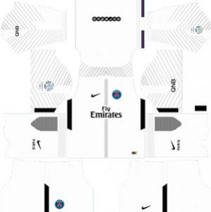 Paris Saint Germain Goalkeeper Away Kit