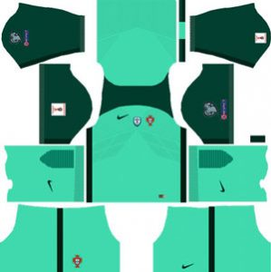 Portugal Away Kit
